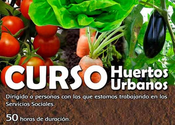 Curso Huertos Urbanos en Bujalance