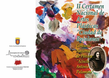II Certamen Nacional de Artes Plásticas