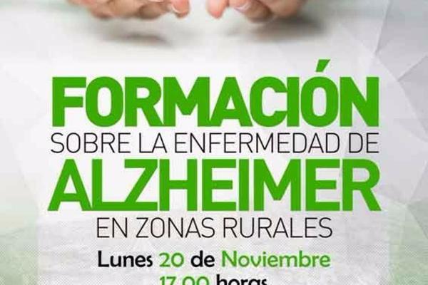 Formación sobre la enfermedad de Alzheimer