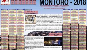 Calendarios en el Día sin IVA de Montoro. 17N.