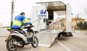 ITV Ciclo Motores en Bujalance