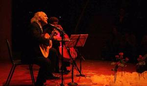 Amancio Prada repasa sus composiciones sobre el poetagranad ...