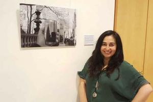 Entrevista con Isabel Caparrós, Comisaria de la Exposición R ...