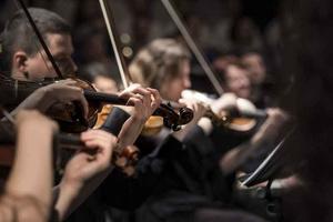 Los más de 150 alumnos de la Orquesta y el Coro Joven de And ...