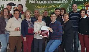 El Abogado Juan Luis Perales recibe el reconocimiento de div ...