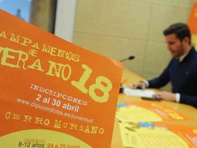 La Diputación posibilita que 2.000 jóvenes, de 8 a 19 años,  ...