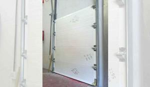 Puertas de garaje automáticas Servidoors