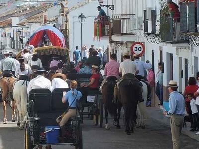 El mes festivo en Córdoba y su provincia, Mayo. No sólo de l ...