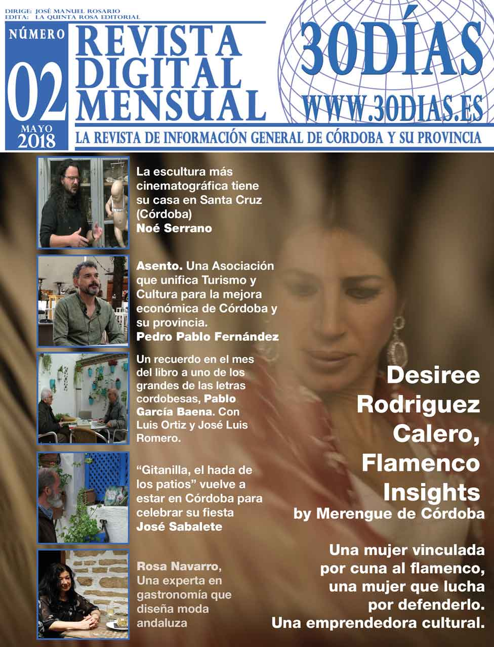 Revista Digital 30Dias.es Num 2 Mayo 2018