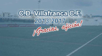 El CD Villafranca CF ¿Qué futuro le espera? (Incluye video despedida)